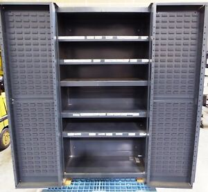 A148499 Fastenal Parts Storage Bin Shelf Storage Cabinet