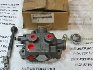 Parker Gresen 07214121 Hydraulic Control Valve Spxte 4hp New In Box