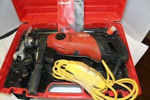 Hilti Dd110 w Diamond Coring Drill 3 Wide Core Bit Incl Used Works Awesome