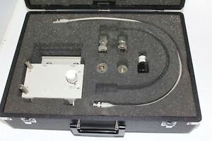 Hp Agilent 41951a Rf Impedance Test Kit W case Accessories