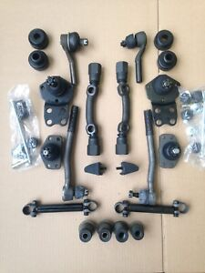 1962 65 Fairlane Super Rubber Front End Suspension Rebuild Kit Power Steering