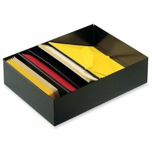 Mmf Steelmaster Desk Drawer Stationery Tray 3 8 Height X 11 4 Width X 21