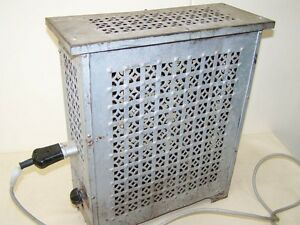 Old Ddr Electric Oven Electric Heater El Oven