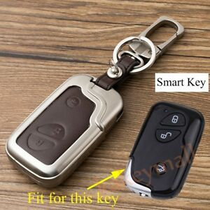 Key Case For Lexus Rx350 Es350 Gs430 Is350 Gs350 Lx570 Key Holder Bag Fob Shell