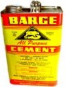 1 Gallon Barge Cement Glue Rubber Contact Adhesive Glue