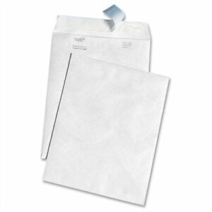 Quality Park Tyvek Leather like Envelope Catalog 10 X 13 14 Lb r3140