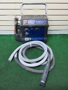 Graco Hvlp 4900 With Guns Hose And Extra Parts