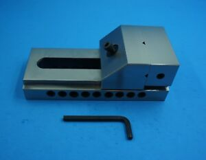 Toolmakers Vise 3 X 4 High Precision For All Mills