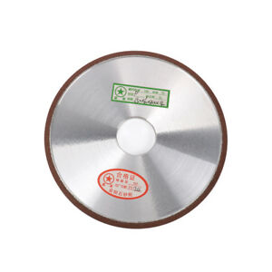 150mm 150 Grit Diamond Grinding Wheel Carbide Hard Steel Abrasive Grinder Tools