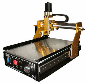 Romaxx Cnc 3 Axis Router Machine Table 16x24 Hs 1