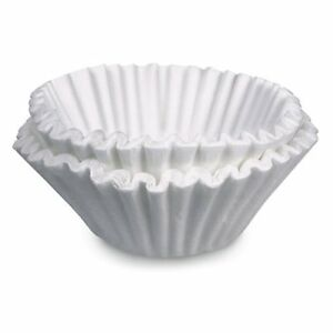 Bunn 6gal21x9 Commercial Coffee Filters 6 gallon Urn Style 250 carton