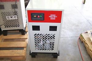 Keltec Krad 1200 Refrigerated Air Dryer 1200 Cfm Integrated Pre And Afterfilter
