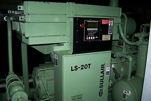 Sullair Ls20t 200 200 Hp warranty Up To 350 Psi