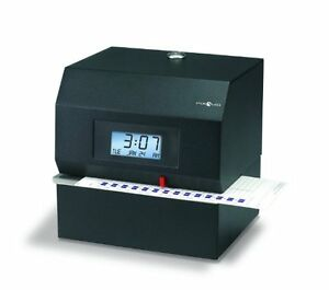 Pyramid Technologies Pti 3700 Pyramid 3700 Heavy duty Time And Document Recorder