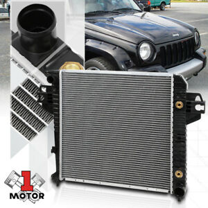 Aluminum Core Radiator Oe Replacement For 02 06 Jeep Liberty 3 7l 3 7 Dpi 2481