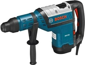 Bosch Rotary Hammer Drill Auxiliary Handle 13 5amp Corded Sds max Variable Speed