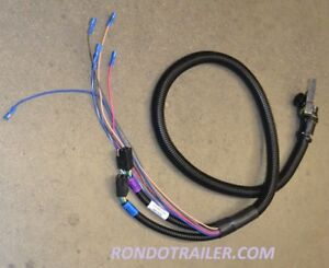 Hiniker Snow Plow Side 6 Function Wiring Harness Update Cpc Connector 38813098