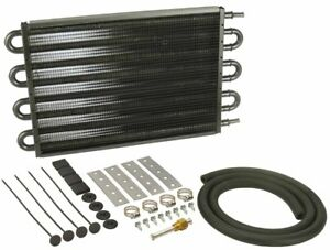 Derale 16 5 8 X 10 1 4 X 3 4 In Automatic Trans Fluid Cooler Kit P n 13204