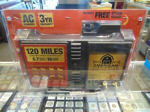 American Farm Works A c Electric Fence 120 Miles Brand New Ready To Ship