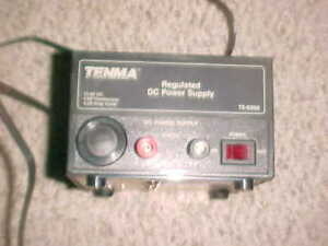 Tenma 72 6200 Dc Power Supply
