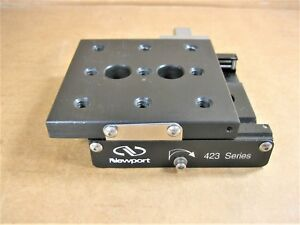 Newport 423 Linear Stage