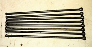 Leyland 270 Diesel Tractor Engine Push Rods Set Parts