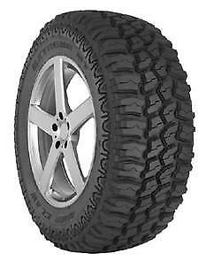 Mud Claw Extreme M t 35x12 50r18 E 10pr Bsw 4 Tires