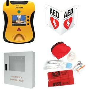 Defibtech Lifeline View Aed Value Package