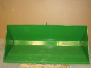 5 Standard Material Loader Bucket With Color Bracket Choice