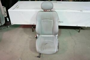 04 Mercedes C230 Front Left Driver Seat Leather 1010258