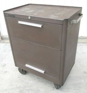 Kennedy 3 drawer Machinist s Roller Cabinet Tool Box 270 Local Pickup Only