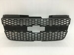 2009 2012 Chevy Colorado Front Center Grille 15044831