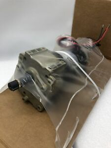 Bison Dc Gearmotor 011 300 8131 Series 300 Ratio 129 1 12 Volts New