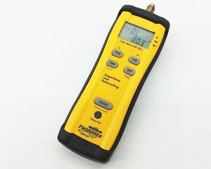 Fieldpiece Ssx34 Real time Hvac r Superheat Refrigeration Hvacr Subcooling Meter