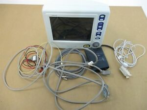 Criticare Ngenuity Medical Monitor For Vital Signs Monitoring 410252625