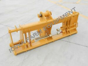 John Deere 310e Tlb tractorloaderbackhoe To Alo euro global Quick Attach Adapter