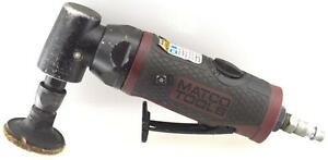Used Matco Mt4883 Angle Air Die Grinder Pneumatic Body Shop Tools