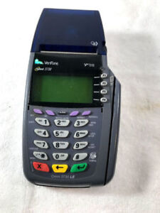 Verifone Vx510le Dialup Credit Card Machine Made For Small Business