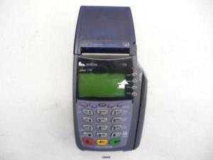 Verifone Vx510 Dc Ip dialup Credit Card Machine no Account Required