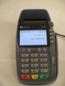 Verifone Vx570 Credit Card Machine dial Only Unlocked