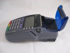 Unlocked Verifone Vx570 Credit Card Machine dial Only