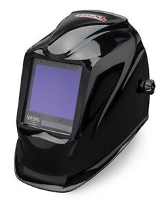 Lincoln Welding Helmet Heavy Duty Protective Gear Electric Auto Darkening 4c Len