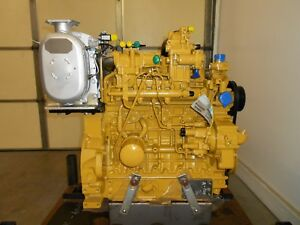 Caterpillar C3 8 cr t et03 new Diesel Engine
