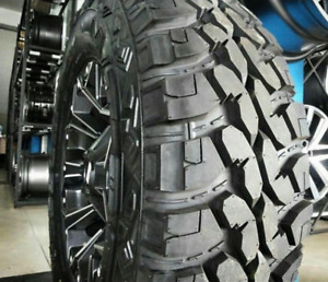 4 New Forceum M T 08 Lt235 75r15 Load C 6 Ply Mud Terrain Tires