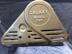 Galaxy Model 506 Flooring Belt Sander Belt Cover Door Used