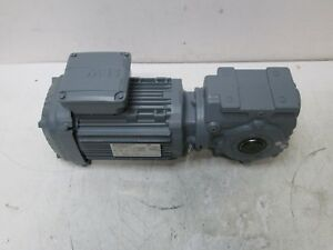 Sew Eurodrive Sa47 t Drn80m4 th Gear Motor W Inverter 220 230v 380 400v New