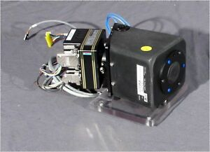 Jobin Yvon Fixed Image Spectrograph With Hamamatsu C7041 Camera