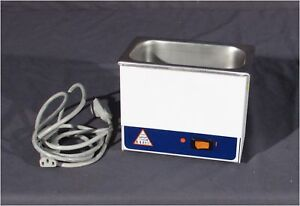 Sonix Iv Corporation Ss100 Ultrasonic Cleaner 6x3x2 5 Tank