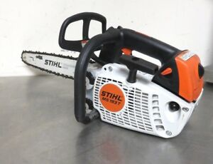 Stihl Ms 193 T Arborist Chainsaw With 16 Bar 1 2018
