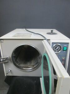 Tuttnauer 2340m Dental Steam Autoclave Sterilizer For Instruments